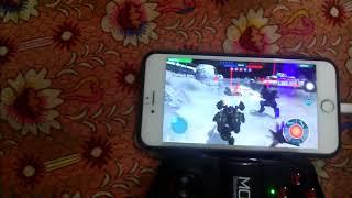 MOCUTE 054 iCade (Power+B) mode