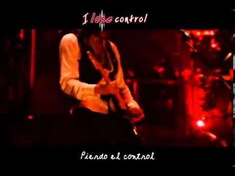 [L-F] LArc~en~Ciel - Shinshoku -Lose Control- LIVE [Español Karaoke]