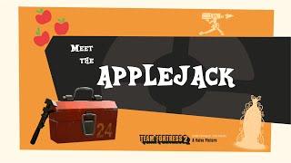 [SFM] Meet the Applejack