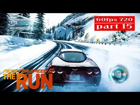 Need For Speed: The Run - Walkthrough - Part 15 - ford (PC.HD)1080p60fps