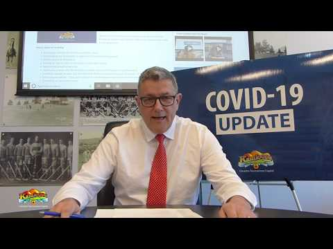 City of Kamloops COVID-19 Update - March 20, 2020
