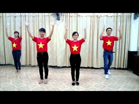 """Dân vũ """"Ước mơ người Chiến sỹ"""" - HanoiADC"""