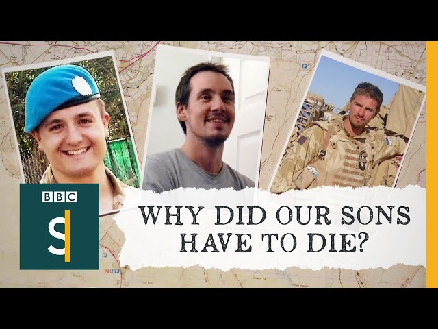 'Why Did Our Sons Have to Die?' (Short Documentary) | BBC Stories