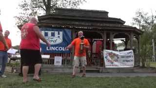 Pullin My Money Muscle BBQ KCBS Kansas City Barbecue Competition