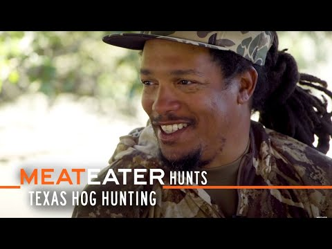 MeatEater Hunts Ep. 5: Texas Hog Hunting with Brody Henderson and Alvin Dedeaux