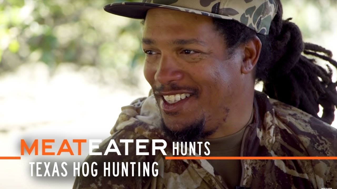 Download Texas Hog Hunting w/ Brody Henderson and Alvin Dedeaux | S1E05 | MeatEater Hunts