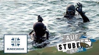 #63 Auf Stube on Tour: Die Kampfschwimmer 2/3 - Bundeswehr