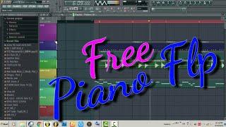 Free Piano Flp 2018  Kaan Me Bali Hoth