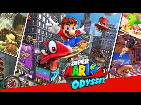 80 Minutes of Beautiful and Exciting Super Mario Odyssey Music