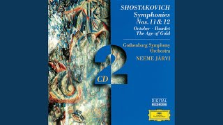 Shostakovich Symphony No 11 In G Minor Op 103 The Year Of 1905 1 The Palace Square Adagio