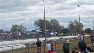 Holden Torana Drag Racing - Winternationals at Ipswich
