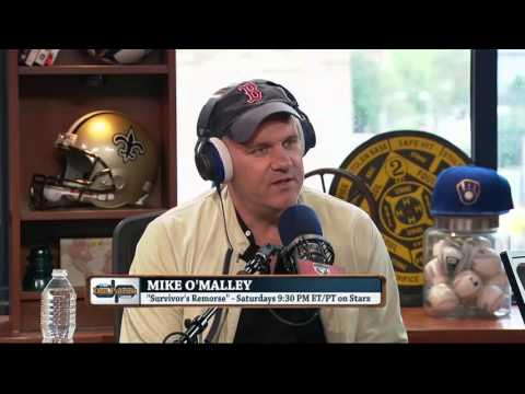 Mike O'Malley In-Studio on The Dan Patrick Show (Full Interview Part 1) 10/1/15