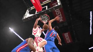 NBA 2k15: [PS4] Dunk with my facescan