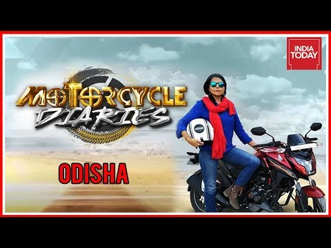 Tracking The Mood Of Voters In Odisha | Motorcycle Diaries With Preeti Choudhry