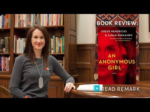 Book Review - An Anonymous Girl by Greer Hendricks and Sarah Pekkanen Mp3