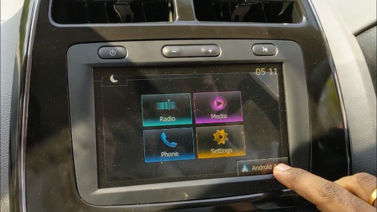 renault media nav apple carplay