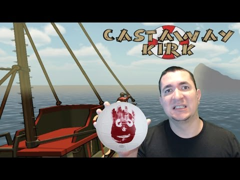 Castaway Kirk: Naufragos, Aliens y Puzzles!