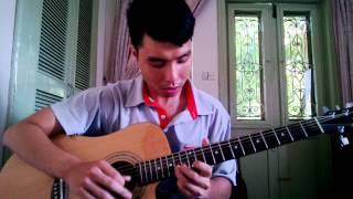 """* Practice* ALOHA - COOL - """" Mùa đông yêu thương """" - Acoustic Solo"""