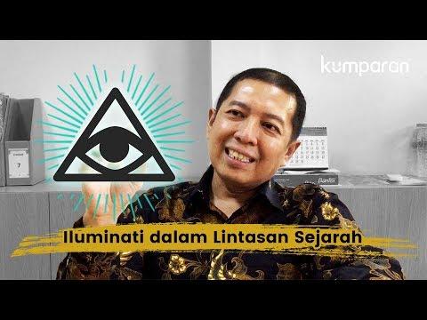 Illuminati Dalam Lintasan Sejarah
