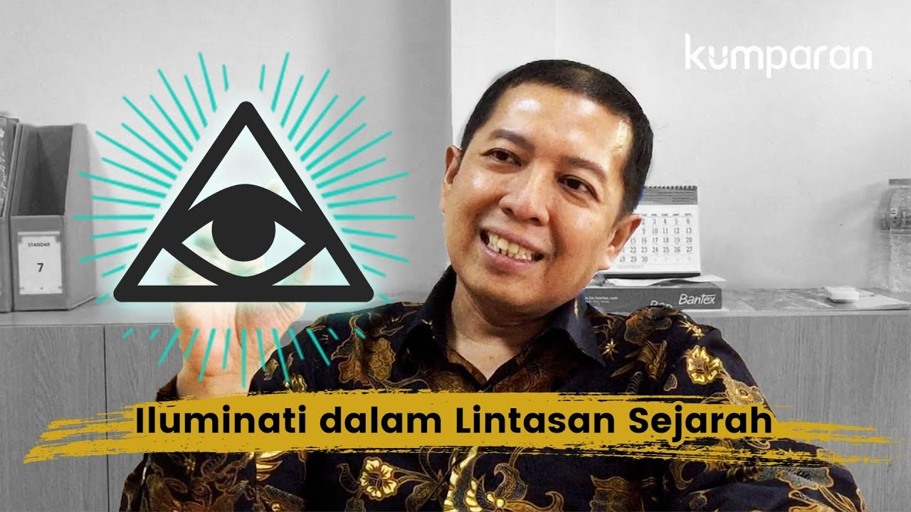 Download Illuminati dalam Lintasan Sejarah