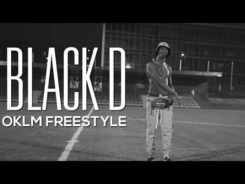 BLACK D - OKLM Freestyle Mark Landers