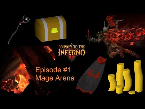 Mage Arena 2 Completed! (Journey To The Inferno #1)