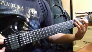 KREATOR / Phantom Antichrist (Guitar Cover)