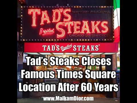 Naked tad's steaks
