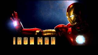 Filmscore Fantastic Presents: IRONMAN The Suite Composed by Ramin D...