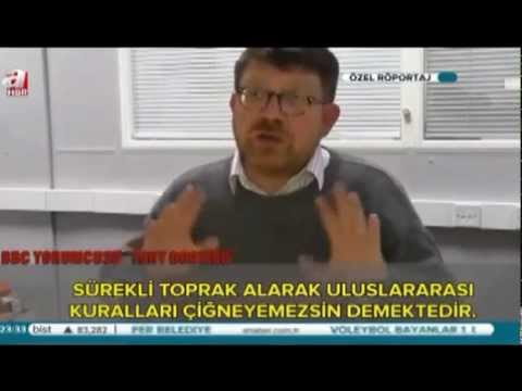 MI6 created ISIS: City of London, Rothschilds & Freemasonry on Turkish TV Yaz Boz Tony Gosling