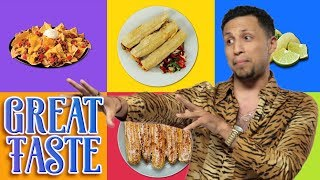 The Best Mexican Dish | Great Taste