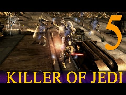 Killer of Jedi's (Star Wars: The Force Unleashed) || Part 5 || - w Fayklore
