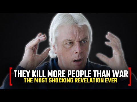 There Is An End Game | David Icke