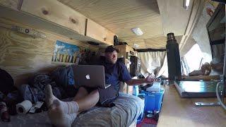 Colorado Pot ~ Comfy In The Van