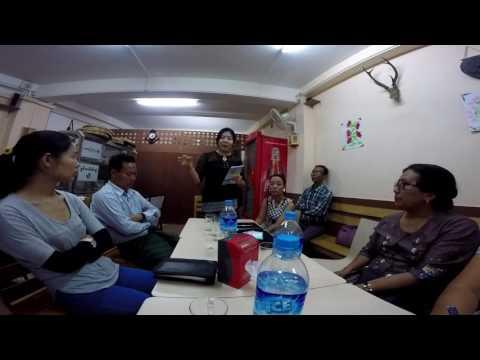 Face book meeting - Sayama Nina