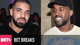 Kanye Confirms Joint Album With Drake