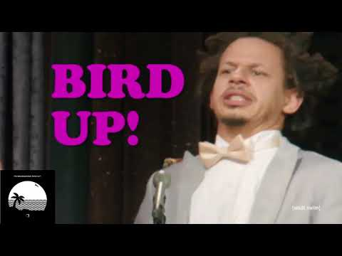Neighbourhood albums described by The Eric Andre Show