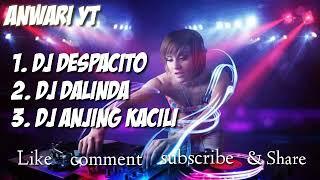 Dj Despacito, Dj Dalinda, Dj Anjing Kacili