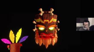 Crash Bandicoot 3: WARPED (N-Sanity HD) playthrough pt46 - FINAL Tiger Speedrun