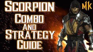 Download lagu Scorpion Combo Tutorial And Strategy Guide Mortal Kombat 11 MP3