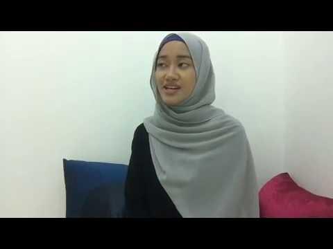 Rapuh Nastia Cover By Dalia Farhana