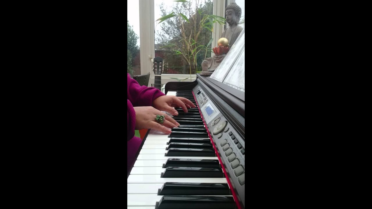 A Thousand Years Piano Easy Chords Youtube