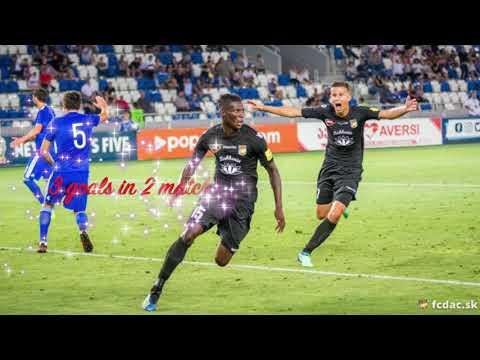 Vakoun Issouf Bayo - goals - FC DAC 1904 Dunajska Sreda