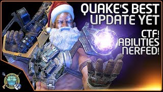 Quake Champions - New Updates are Good, But Same Old Problems Linger