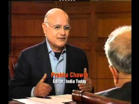 Seedhi Baat HT Interview with Pranab Mukherjee  ( Prabhu Chawla )