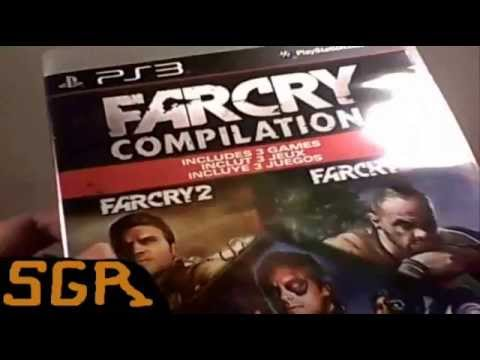 Sealed Game Reviews Far Cry Compilation Ps3 Youtube