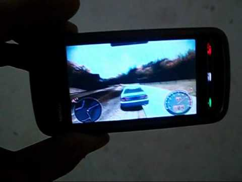 need for speed most wanted on nokia 5233