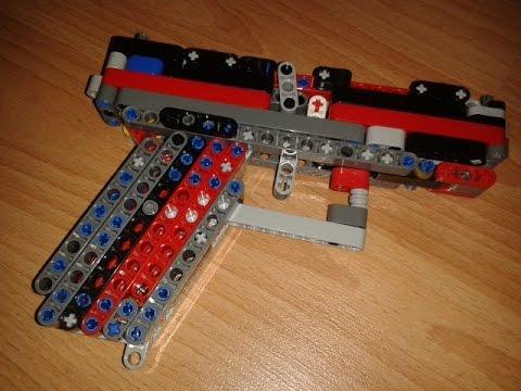 Lego Technic Pistol Youtube