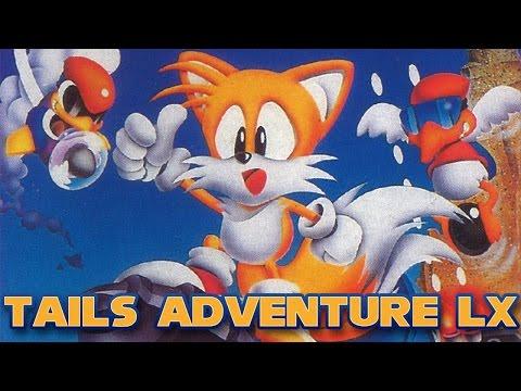 Tails Adventures LX - Walkthrough
