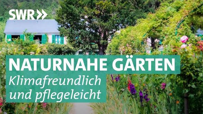 So Wird Der Eigene Garten Zur Pflegeleichten Und Okologischen Oase Genial Gegartnert Swr Youtube